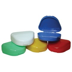 ORTHO BOXES / RETAINER BOXES (ASSORTED COLORS) - 12/BOX